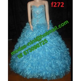 Vestido de segundas f272