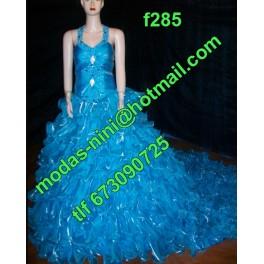 Vestido de segundas f285