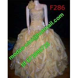 Vestido de segundas f286