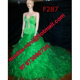 Vestido de segundas f287