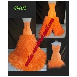 Vestido Bata de Ajuntamiento b402