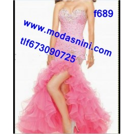 vestido de fiesta f689