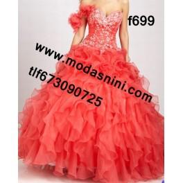 vestido de segundas f699