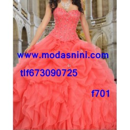 vestido de segundas f701