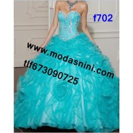 vestido de segundas f702