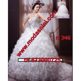 Vestido de Novia n343