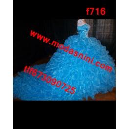 vestido de segundas f716