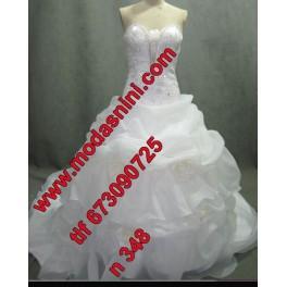 Vestido de Novia n348