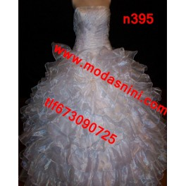 vestido novia gitana n395