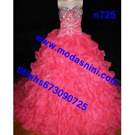 vestido segundas gitanas f725