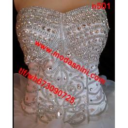 vestido novia gitana n501