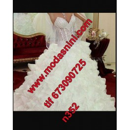 Vestido de Novia n352