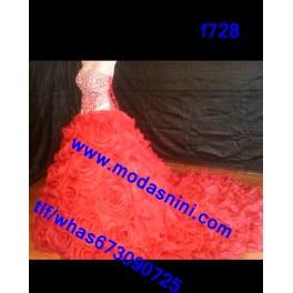 vestido de segundas   f728