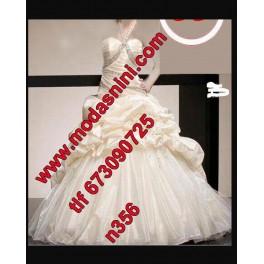 Vestido de Novia n356