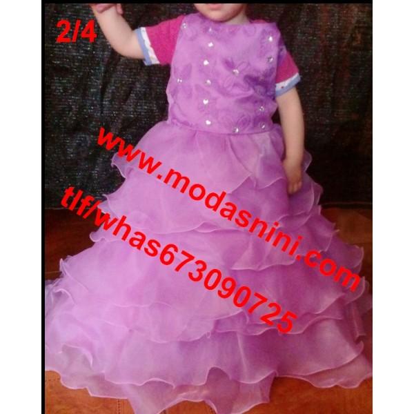 Vestidos de novia gitana - Bodas gitanas - Modas Nini - Modas Nini
