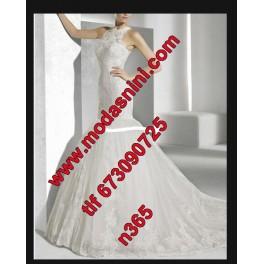 Vestido de Novia n365