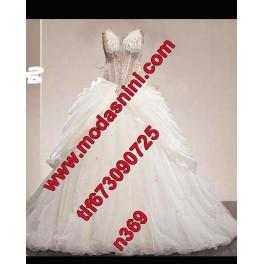 Vestido de Novia n369