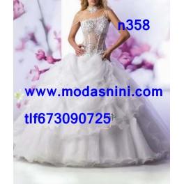 Vestido de Novia n358