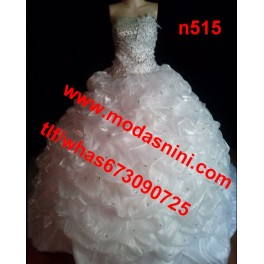 vestido n515