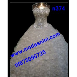 Vestido de Novia n374