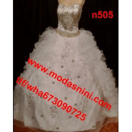 vestido de novia n505