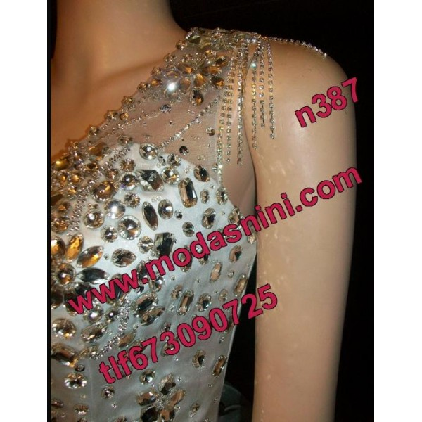 vestido de novia gitana n387